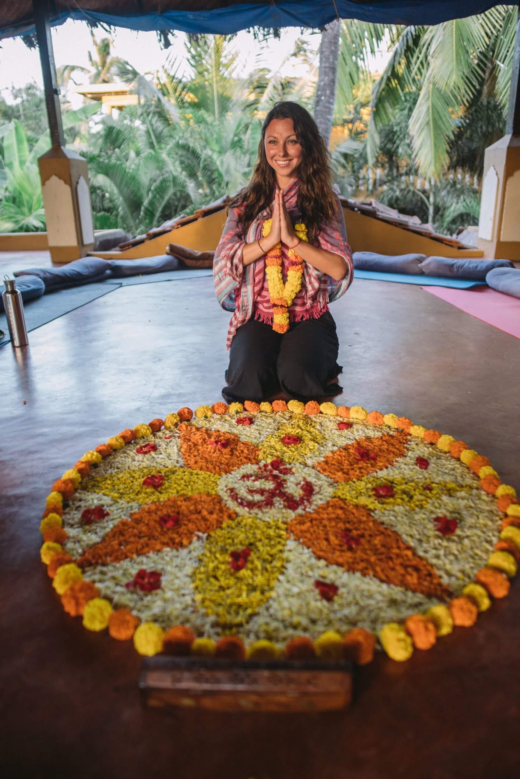 Michelle Indra Yoga Institute 300 Testimonial